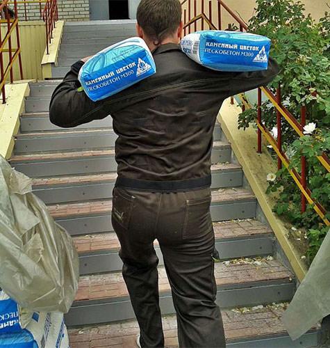 Доставка строительных материалов на заказ в Новокузнецке