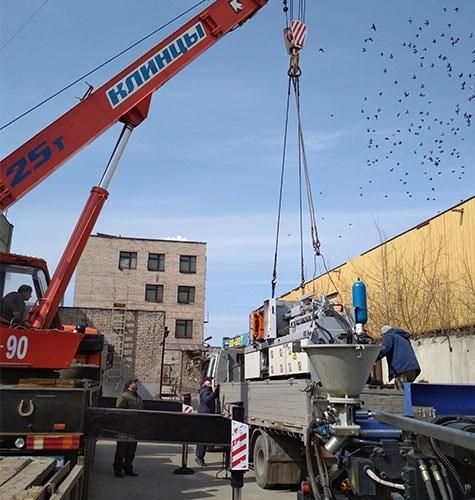 Перевозка промышленного оборудования в Новокузнецке