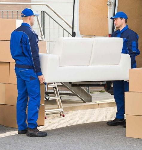 Профессиональная перевозка мебели с грузчиками в Новокузнецке
