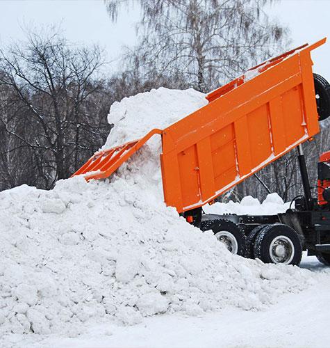 Услуга по уборке снега в Новокузнецке