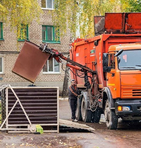 Услуги по вывозке мусора в Новокузнецке