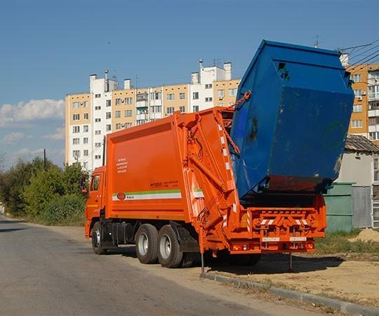 Вывоз мусора в Новокузнецке и Кемеровской области