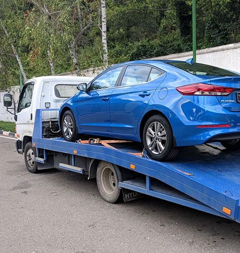 Транспортировка легковых авто в Новокузнецке