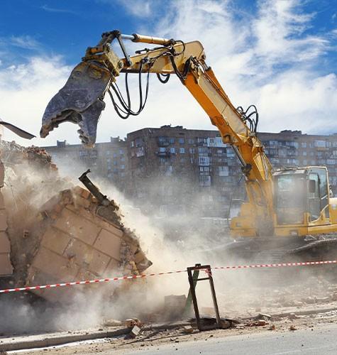 Услуги демонтажа в Новокузнецке